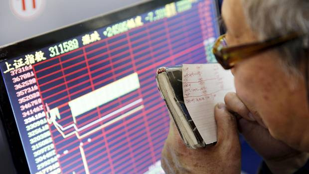 China's stock market circuit breaker slammed for stoking volatility from @GlobeBusiness