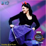 RT @asikshrutian: Don't miss out to see @shrutihaasan  awesome #LungiDance this week on #KTUC2 https://t.co/OLcwoQE7hU
