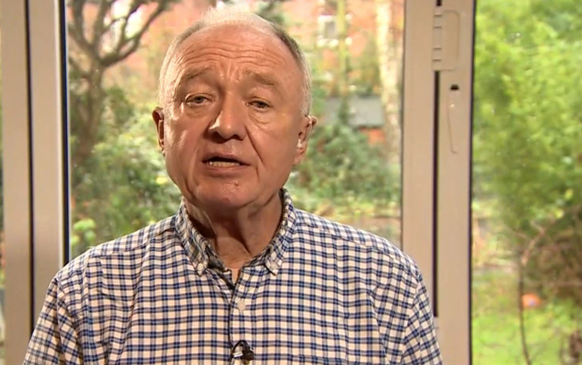 Ken Livingstone repeats claim 7/7 was a direct response to UK Government actions  https://t.co/ls0lsr2geQ Terrorist sympathiser
