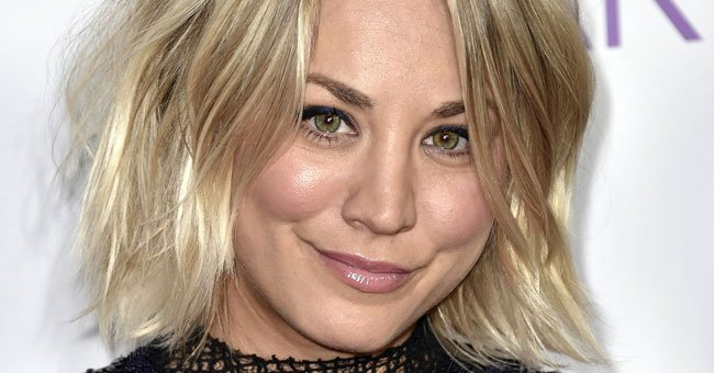 Big Bang Theory's Kaley Cuoco wore something VERY unexpected to the People's Choice Awards