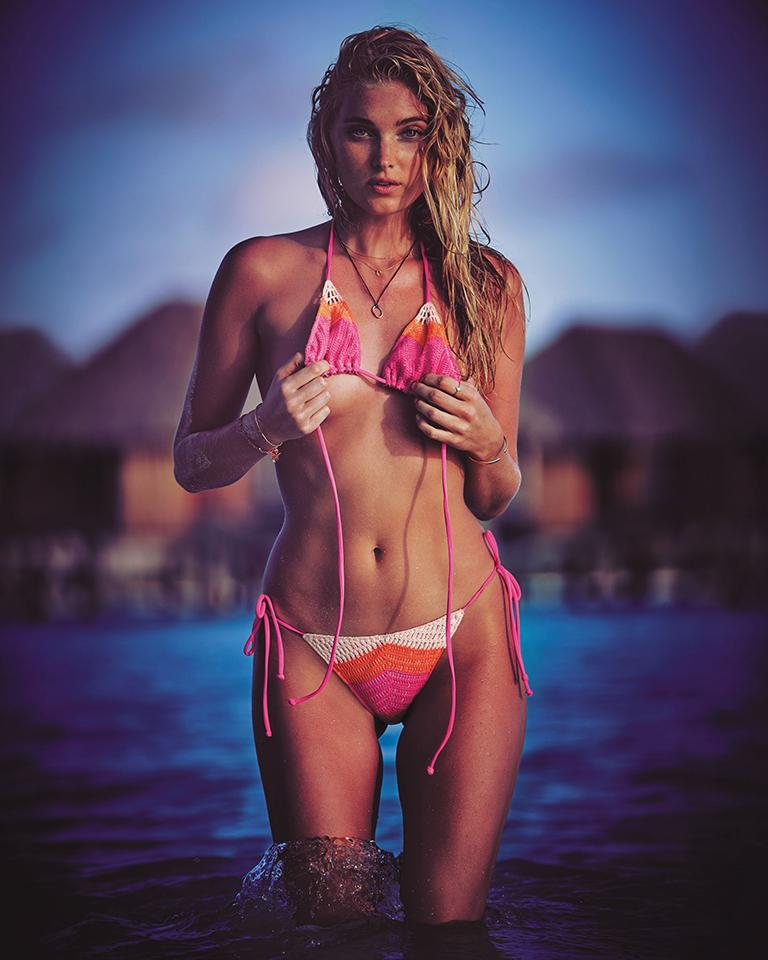 Swim 2016, starring @elsahosk, in mailboxes now. #OwnTheBeach https://t.co/33U6L8L6tn