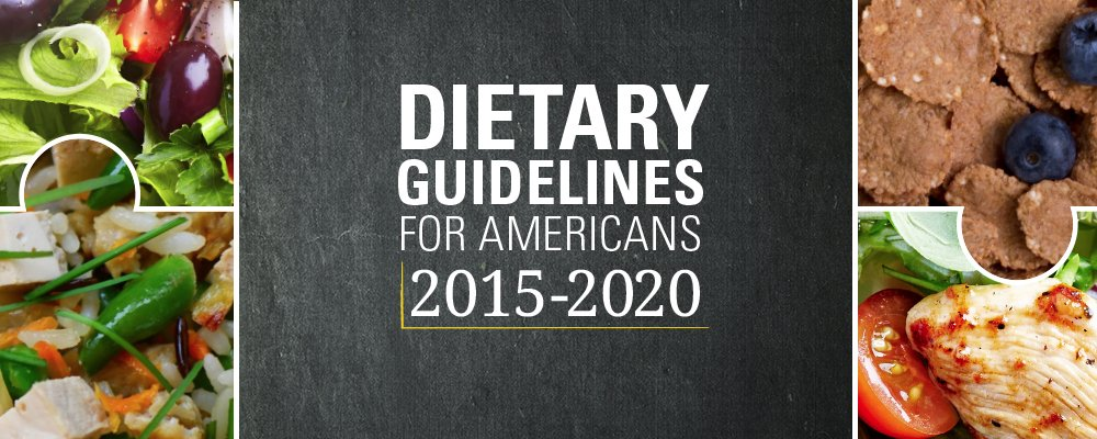 The 2015-2020 Dietary Guidelines are out! Find resources here: https://t.co/kTvDAkbhpL #DGA2015 #DietaryGuidelines https://t.co/W7cPZEg0uA