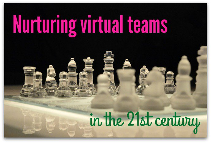 """5 """"Keeps"""" for nurturing virtual #teams in the 21st century https://t.co/d7OkMTHT53  #leadership https://t.co/sCSVywXoLl"""