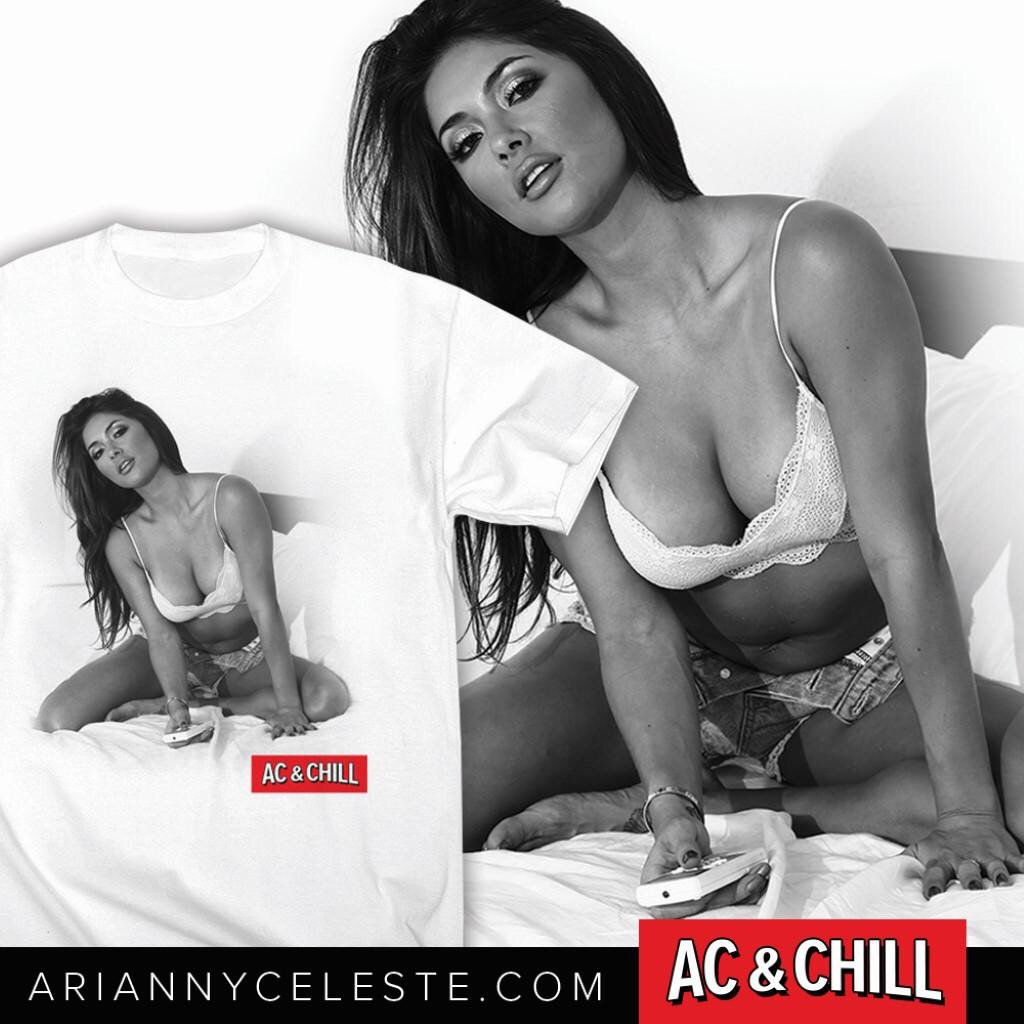AC and Chill????New limited edition Tshirts available now on jjyppKsj6D get them b4 they