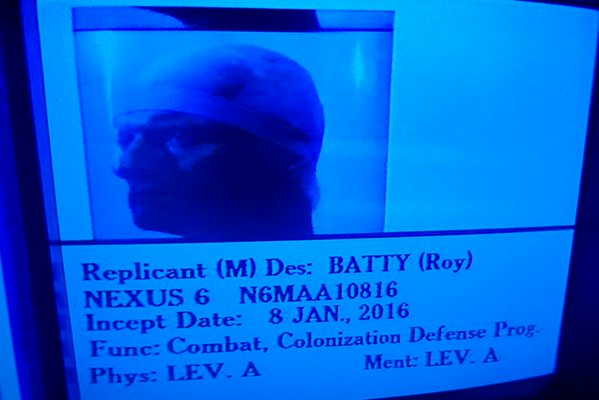Happy Birthday! #RoyBatty #InceptDate https://t.co/MSJj7LUpKi