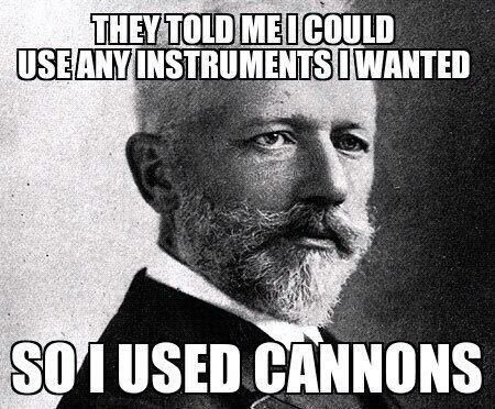 None of today's pop stars are as cool as #Tchaikovsky was #UnpopularMusicOpinionhour https://t.co/nEJszL4gat