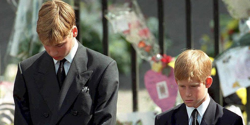 Bill Clinton spoke of concern for Prince William, Prince Harry after Princess Diana's death