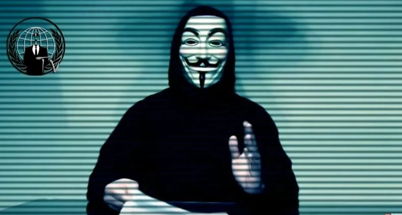 'Anonymous' releases video threatening city of Sacramento https://t.co/zr9RtYyizN https://t.co/j9J357426W