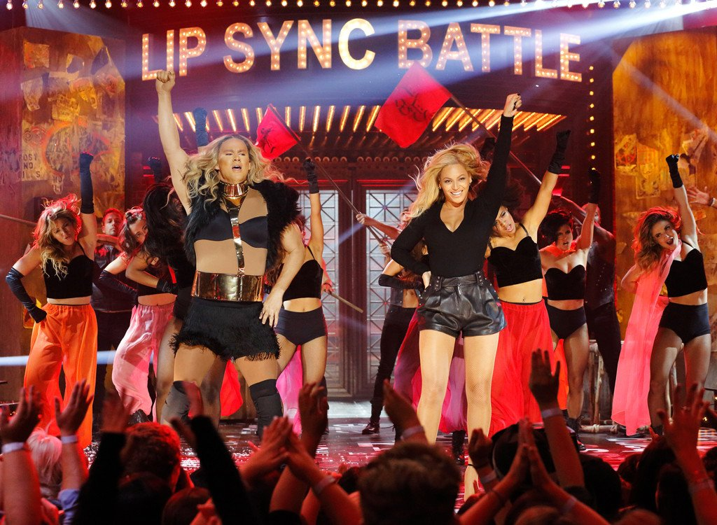 Channing Tatum and Beyoncé's LipSyncBattle performance will leave you speechless: