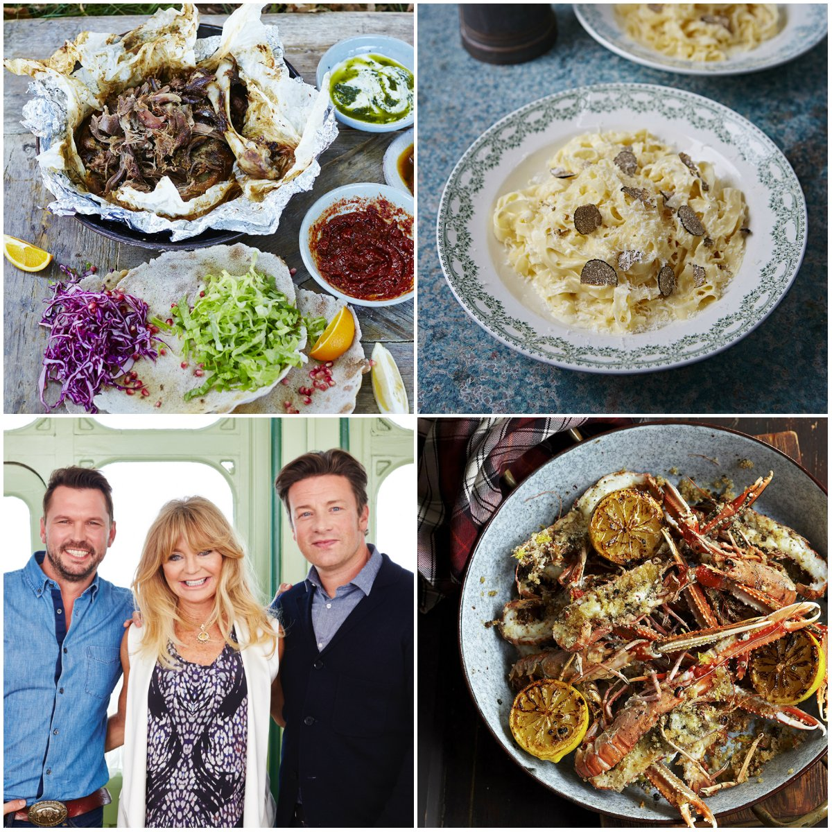 On now guys!! #FridayNightFeast over on @Channel4 https://t.co/7HKtPJRGzN
