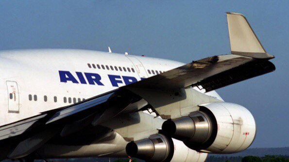 Air France to retire Boeing 747 operations with final flight Jan. 10