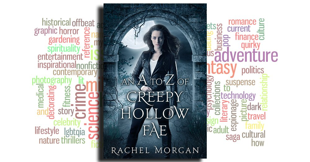 Free on eBook Blitz: An A to Z of Creepy Hollow Fae by Rachel Morgan https://t.co/zcvqtOUId5 #ebblitz https://t.co/sw3PrdCKXc