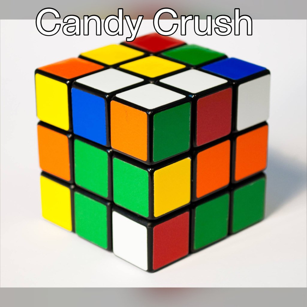 Candy Crush Back in The Days https://t.co/skHGyof2gK