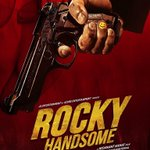 RT @TheJohnAbraham: The First teaser poster !!!#RockyHandsome #Action #Emotion https://t.co/Ra4ILCmq7T