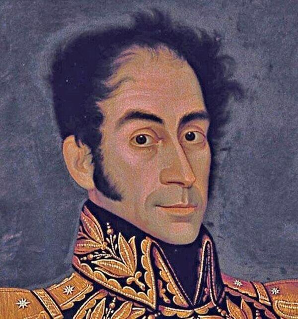 Este es el Bolivar que hasta El Libertador aceptó como casi perfecto. Sin macumbas, brujerías ni magia negra https://t.co/2MuI4I9lkW