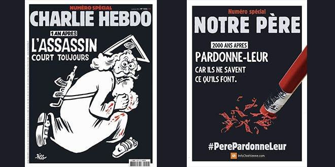 RD.nl (@refdag): Franse christenen reageren op cartoon van Charlie Hebdo #charliehebdo https://t.co/T2srNVEWDl https://t.co/Hm05WDDJec