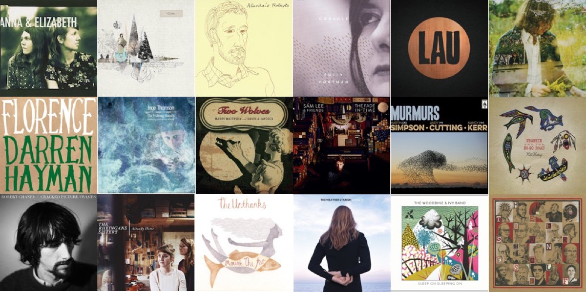 Best Folk Music Albums of 2015 Part 1 has just been posted on Folk Radio UK. What a year! https://t.co/kUE43ShcSo https://t.co/fGX84tV4pm