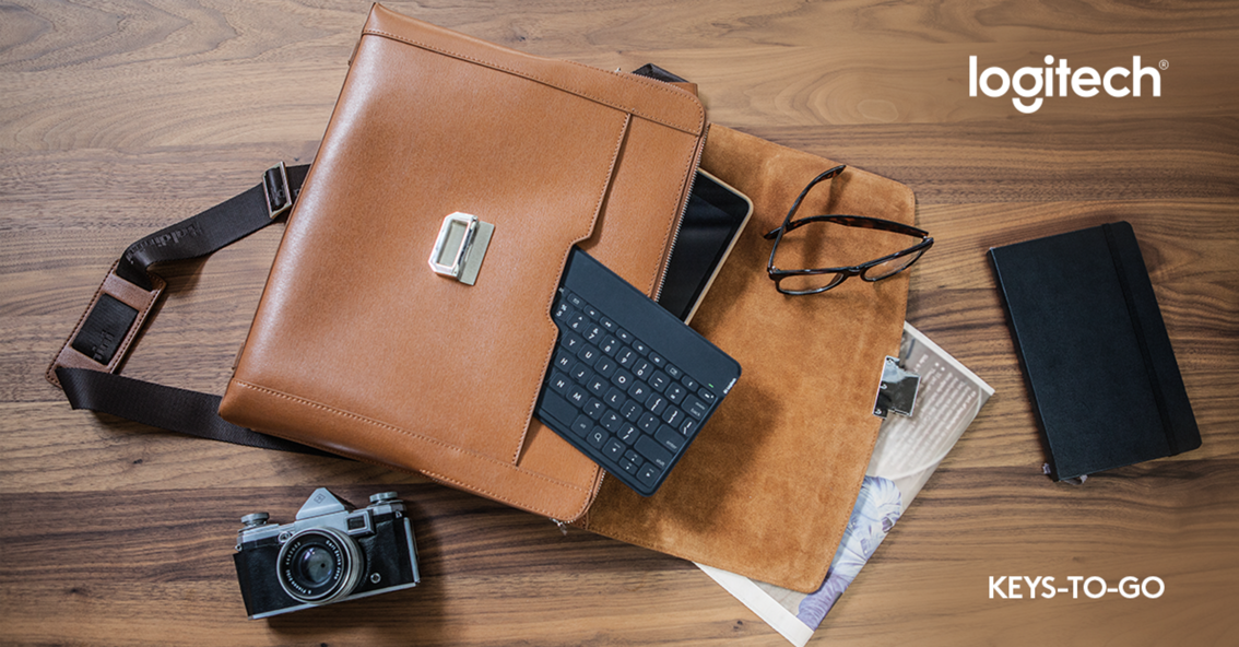 New year, new places to #TechieTravel. Bring @Logitech #KeysToGo & type your 2016 story. RT for a chance to win one! https://t.co/OVq9iBDomA