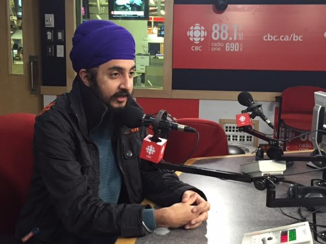 Playwright @paneetsingh on his new play documenting final chapter of #KomagataMaru saga. Opens at @VanArtGallery. https://t.co/18eOpdiC3W