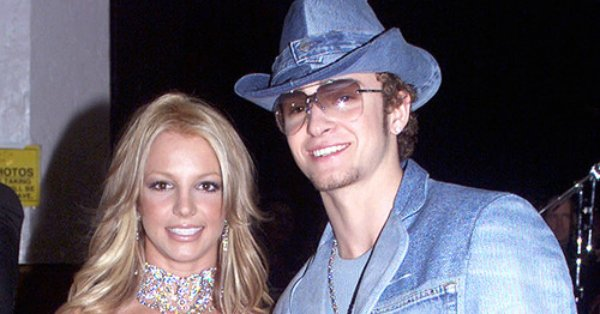 Britney Spears & Justin Timberlake's denim date happened 15 years ago today.