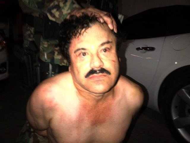 'Mission accomplished': Mexican President says 'El Chapo' caught https://t.co/Wzi2EyVPz7 https://t.co/O07mItlSsD