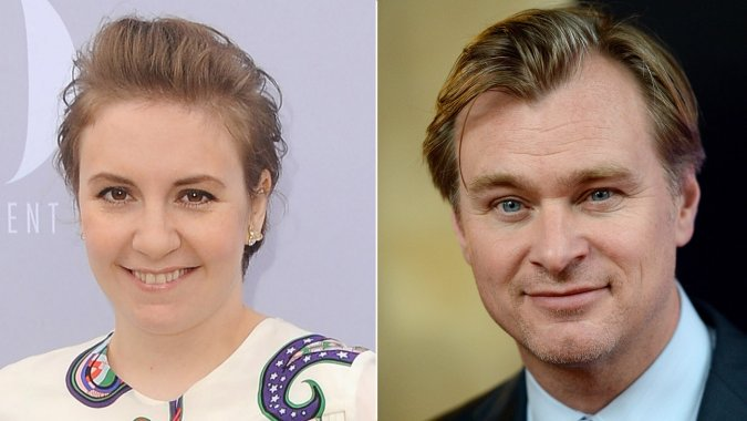 Sundance: @LenaDunham, Christopher Nolan unveiled as panelists