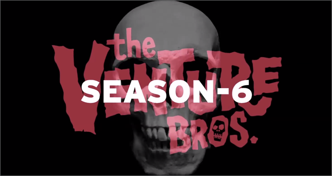 Exclusive #VentureBros Season 6 Teaser Images! Season Premieres January 31st! FULL GALLERY: https://t.co/UCziL5MGLJ https://t.co/O1luOG7gVR