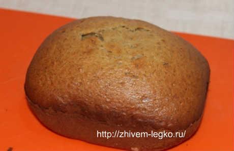 Кекс для хлебопечки redmond
