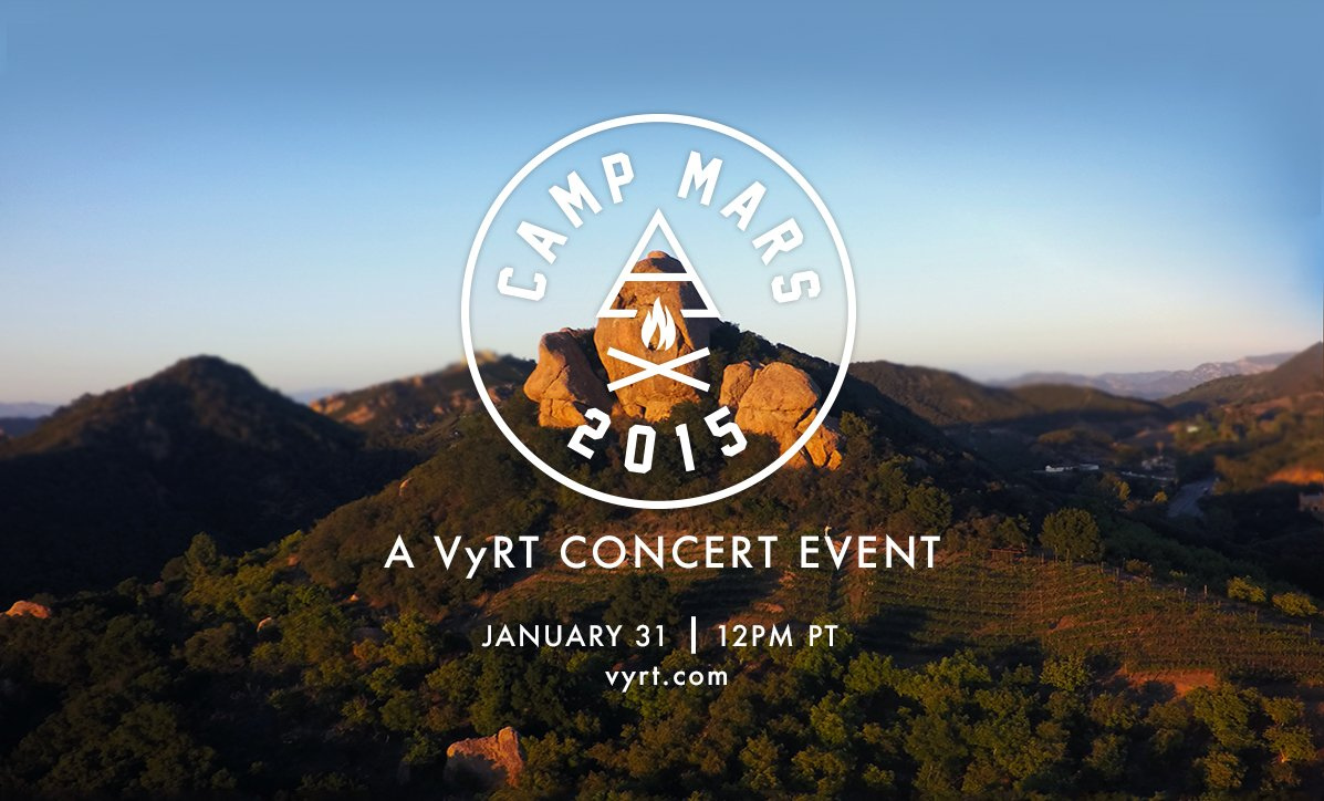 RT @30SECONDSTOMARS: Relive @SummerCampMars: #ChurchOfMars Malibu exclusively on @VyRT, JANUARY 31. | https://t.co/MgngtRk6Xa #CampMars htt…