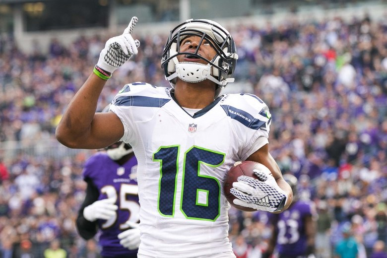 Only rookie to make the NFL All-Pro team. Only one man to thank. Congrats @TDLockett12. https://t.co/iTiZZxV4Ki