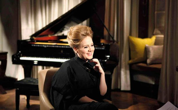 'Adele: Live in London' is coming to BBC America on Valentine's Day (!!!): 😍