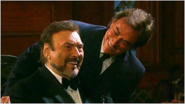 My many memories of Joe Mascolo. We came from the same classes & gave the DiMera's a life. The saga continues. https://t.co/lAnxzq52rM