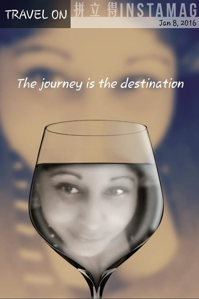 When #journey is most fun the destination is even sweeter... https://t.co/q0tGI7QHjY