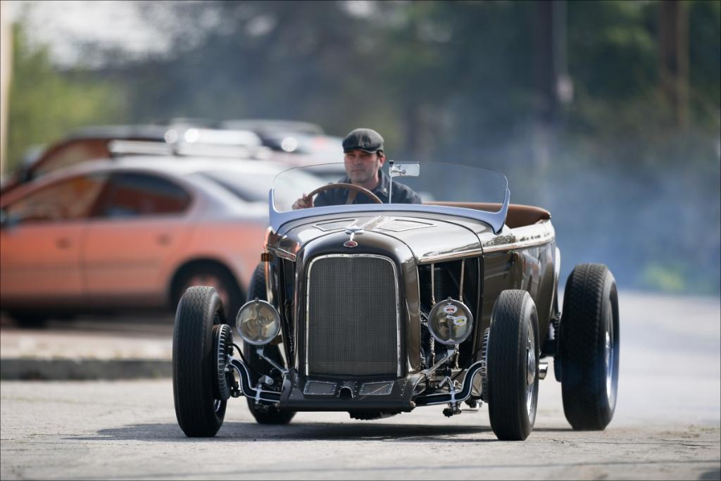 Tony ladd revives the glory of old-school hollywood hot rods with ...
