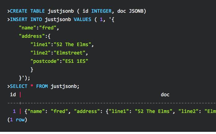 Is PostgreSQL Your Next JSON Database? https://t.co/5vu6LijCQz https://t.co/9QqmOh9TJV