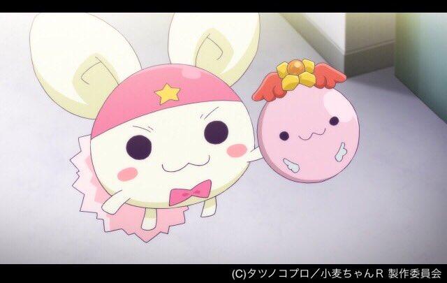 第1話では吉野裕行さんが演じる小麦ちゃんのパートナーうさPが活躍!そして、中尾隆聖さんが演じるフィルムカメラ怪人も登場!