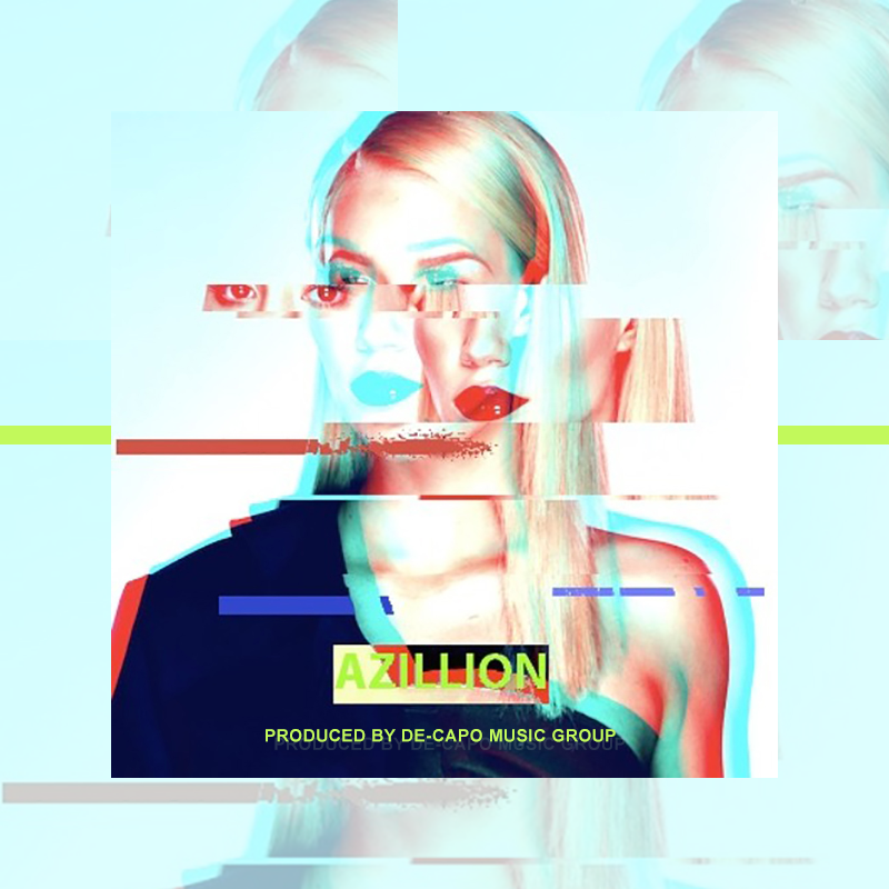 "Brand new @IGGYAZALEA - ""Azillion"". Produced by me & I-Create (@DeCapoMG). - https://t.co/NKJs9OFueA"
