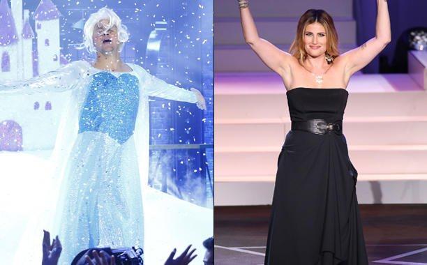 Idina Menzel praises Channing Tatum's Frozen-themed LipSyncBattle: ❄️🙌