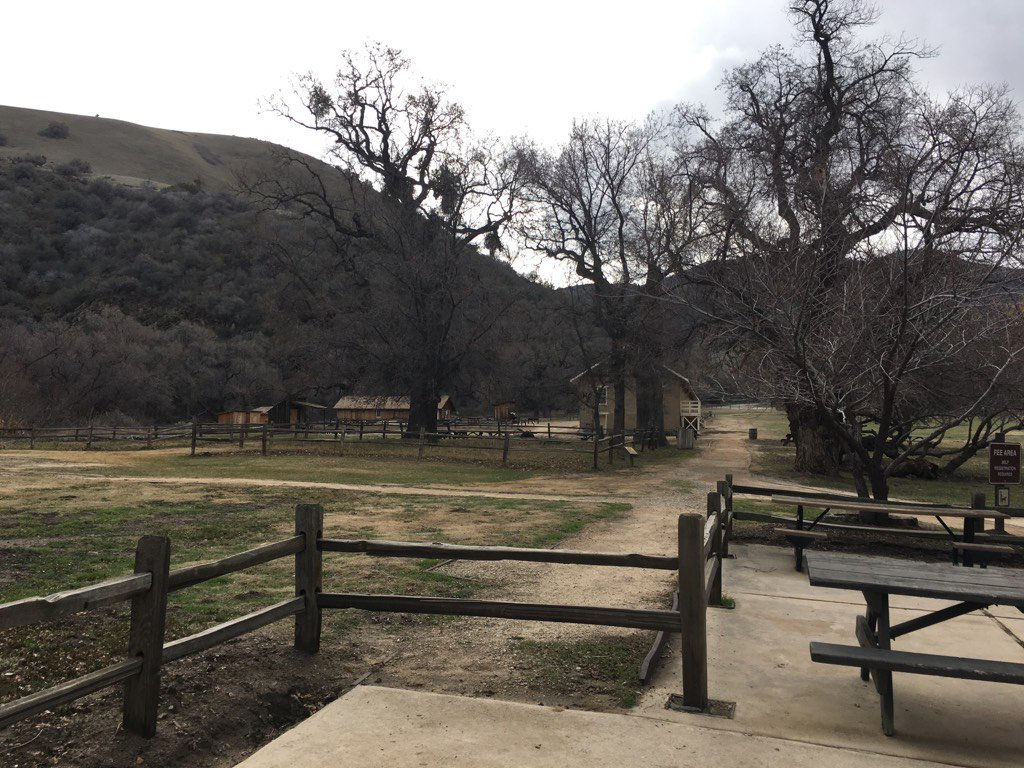 On this date in 1857, Fort Tejon was leveled by the last major earthquake on the south-central San Andreas Fault. https://t.co/e8UnHOxDpl