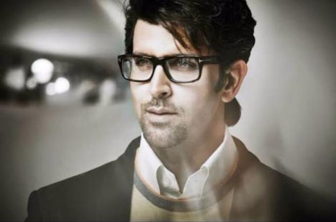 Happy Birthday !!  Even though technically heroes never age PS :Hrithik Roshan