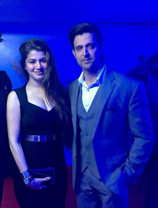 We wish a very Happy Birthday in pic with Hrithik Roshan
