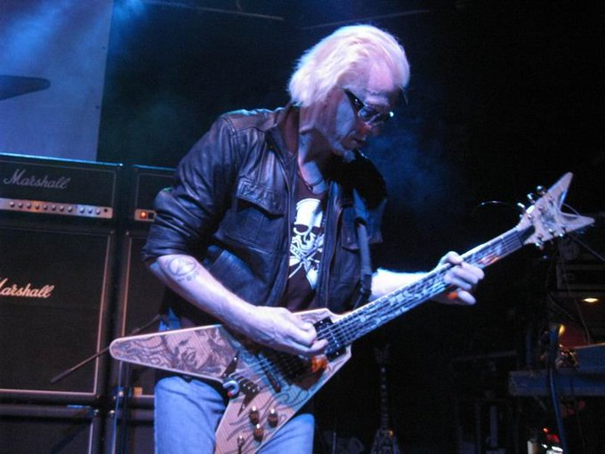 Happy birthday Michael Schenker!  (2009, Augsburg, DE and I was there \\m/)