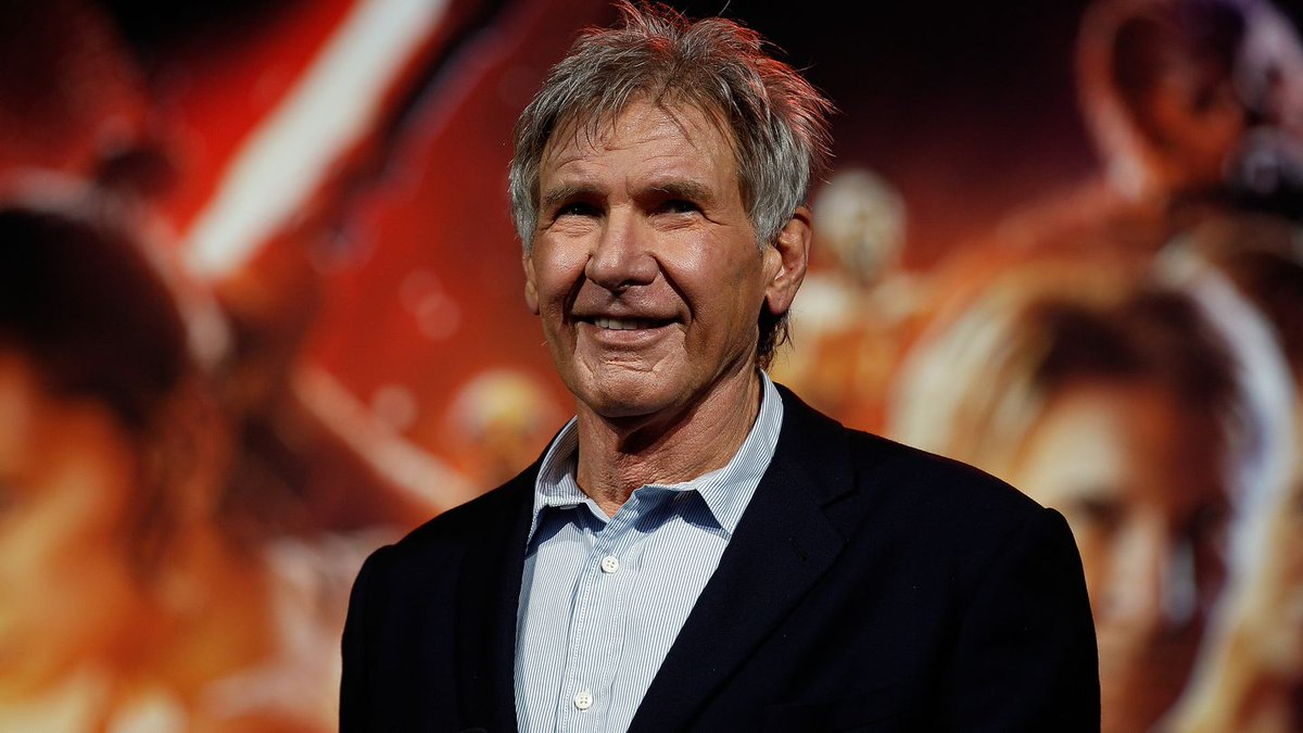 Harrison Ford Just Became The Highest-Grossing Actor In Hollywood