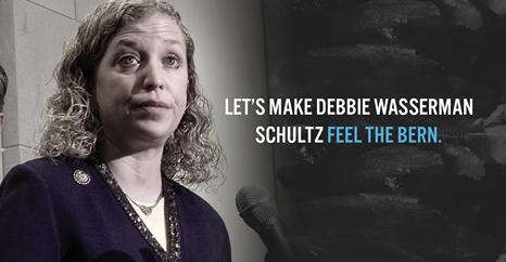 Debbie has a Primary and You're Invited! #FL23 @Tim_Canova https://t.co/Dm0J0JIDu3 #FeelTheBern #uniteblue https://t.co/qAZ0Pa8hhY