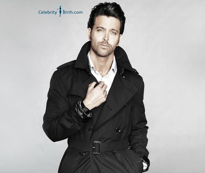 Wishing a very Happy Birthday to the great indian actor Hrithik Roshan
