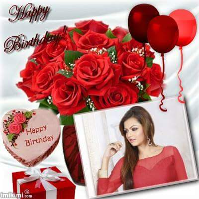 Happy Birthday princess.. My darling Drashti dhami ..I wish to God to make ur day as spl as all