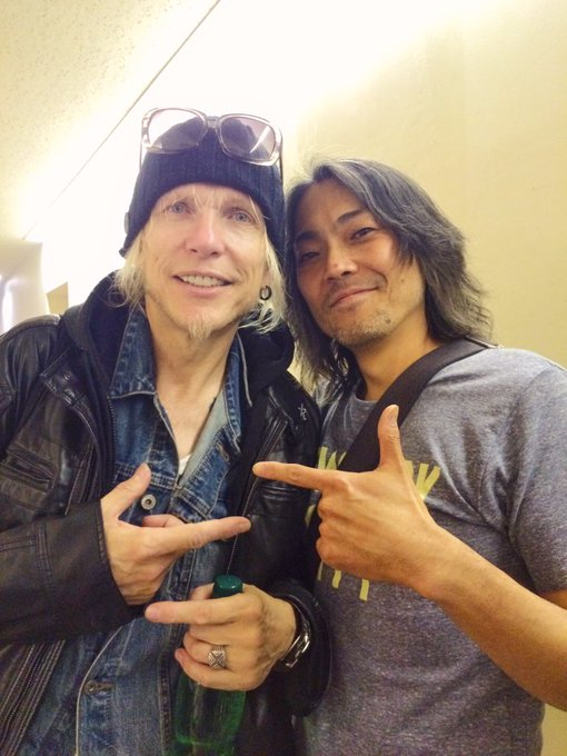 Happy Birthday !!! Mr.Flying-V !!! Lord of the guitar !!! Michael Schenker !!!