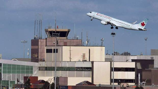 Toronto-bound Air Canada jet makes emergency landing in Halifax
