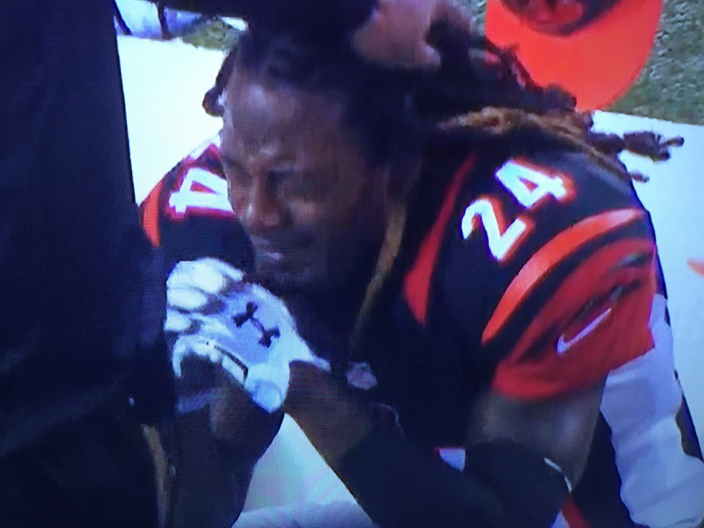 Pacman Jones doesn't need the Mj crying face Photoshopped on him. He took care of it himself https://t.co/6KoPT9bcOY