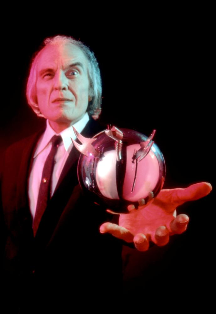 RIP Angus Scrimm, ruler of the one true powerball. https://t.co/AyElHrxn6k